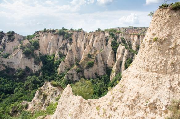 Skałki w Melniku